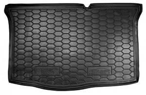Авто коврик в багажник для HYUNDAI i-20 (2016>) (хетчбэк)