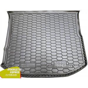 Авто коврик в багажник для JEEP Grand Cherokee (2013>) (WL)