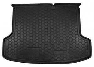Авто коврик в багажник для KIA Rio (2006-2011) (седан)