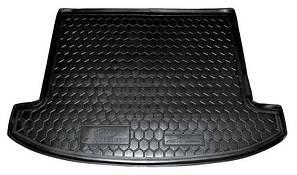 Авто коврик в багажник для KIA Carens (2013>) (5мест)