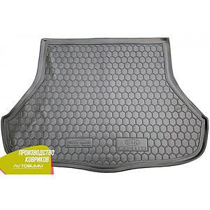 Авто коврик в багажник для KIA Cerato lll (2013-2018) (седан) (BASE)