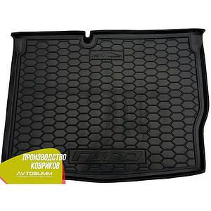 Авто коврик в багажник для KIA Niro (2016- 2018)