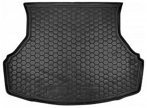 Авто коврик в багажник для LADA Granta (седан) (без шумоизоляции)