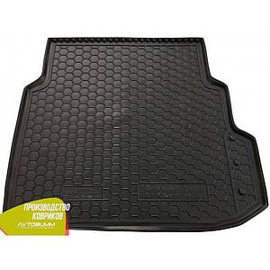 Авто коврик в багажник для MERCEDES W211 (седан)