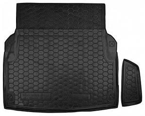 Авто коврик в багажник для MERCEDES W212 (седан)