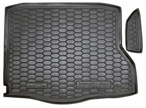 Авто коврик в багажник для MERCEDES CLA (C117) (2014>)