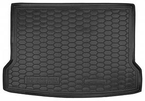 Авто коврик в багажник для MERCEDES GLA (X156)