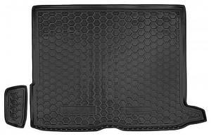 Авто коврик в багажник для MERCEDES GLC (X253) (2015>)