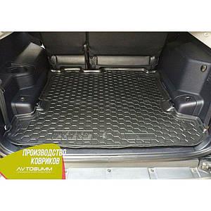 Авто коврик в багажник для MITSUBISHI Pajero Wagon lll-lV (7 мест)