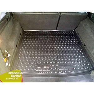 Авто коврик в багажник для OPEL Astra H (универсал)