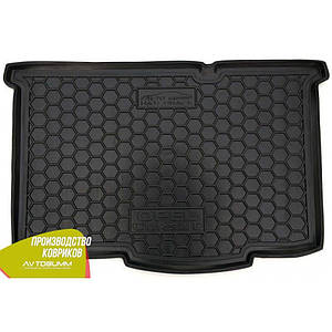 Авто коврик в багажник для OPEL Corsa E (2014>) (5 дв. хетчбэк)