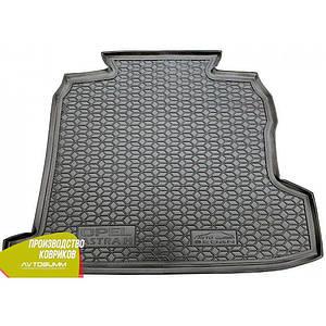 Авто коврик в багажник для OPEL Astra H (седан)