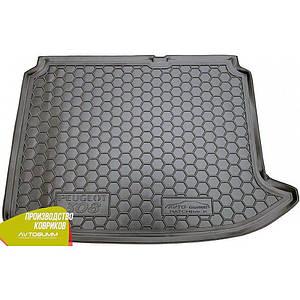 Авто коврик в багажник для PEUGEOT 308 (2008-2014) (хетчбэк)