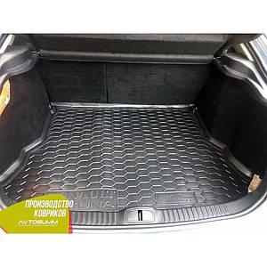 Авто коврик в багажник для RENAULT Laguna II (2001-2007) (седан)