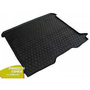 Авто коврик в багажник для RENAULT Dokker (2013>)