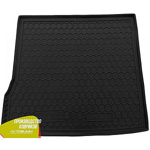Авто коврик в багажник для RENAULT Duster (2012-2017) 2WD