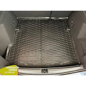 Авто коврик в багажник для RENAULT Duster (2018>) 2WD