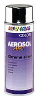Эмаль аэрозольная с эффектом хрома Dupli Color 400 мл