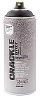 Краска аэрозольная Montana Crackle Effect эффект растрескивания (аэрозоль 400мл) Черный