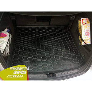 Авто коврик в багажник для SEAT Altea XL (верхняя полка)