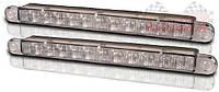 Hella Line-Slim комплект фар дневного освещения на 12 диодов