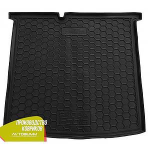 Авто коврик в багажник для SKODA Fabia lll (2015>) (универсал)