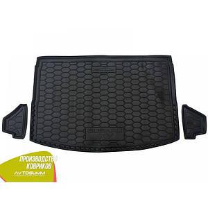 Авто коврик в багажник для SUBARU XV (2017>)