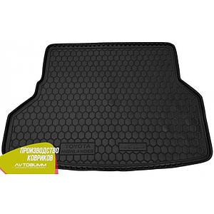 Авто коврик в багажник для TOYOTA Highlander (2008-2014) (7 мест)