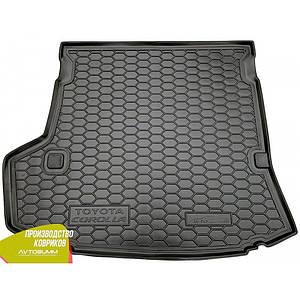 Авто коврик в багажник для TOYOTA Corolla (2007-2013) (седан)