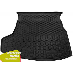 Авто коврик в багажник для TOYOTA Corolla (2013-2019) (седан)