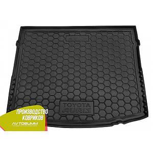 Авто коврик в багажник для TOYOTA Auris (2013>)