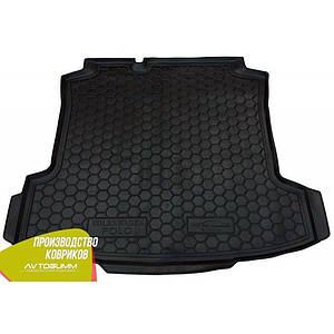 Авто коврик в багажник для VW Polo (2010>) (седан)
