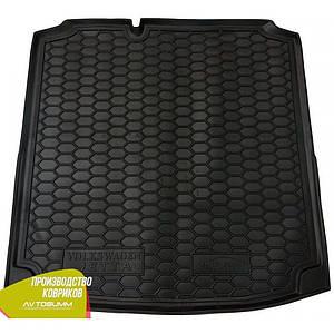 """Авто коврик в багажник для VW Jetta (2010>) TOP (без """"ушей"""")"""
