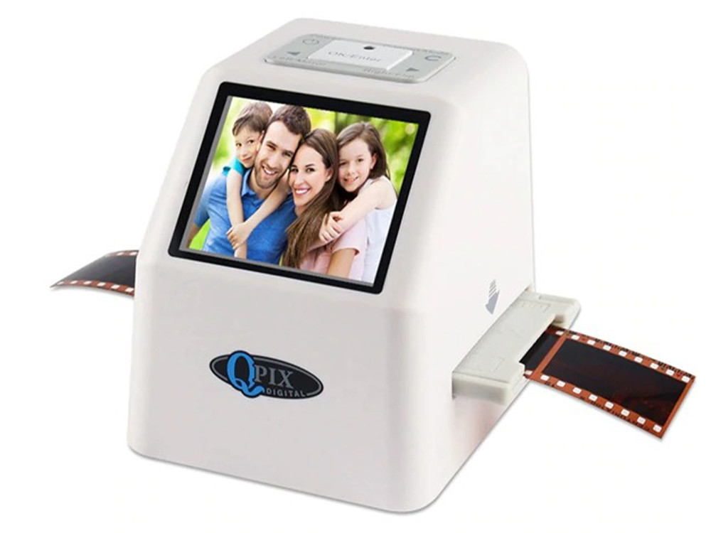 Цифровой сканер пленки QPix MDFC 1400