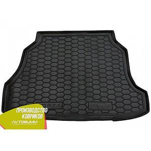 Авто коврик в багажник для ЗАЗ Forza (хетчбэк)