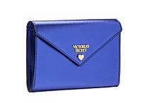 Міні-клатч Victoria's Secret синього кольору