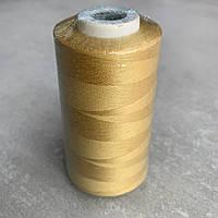 Нитки швейні 40/2 (4000Y) колір ГІРЧИЦЯ