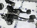 Педаль в сборе с кронштейном левая Ford Transit Custom с 2012- год BK21-2450-BL, фото 3