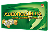"Настольная игра ""Монополія. UA"" 0192"