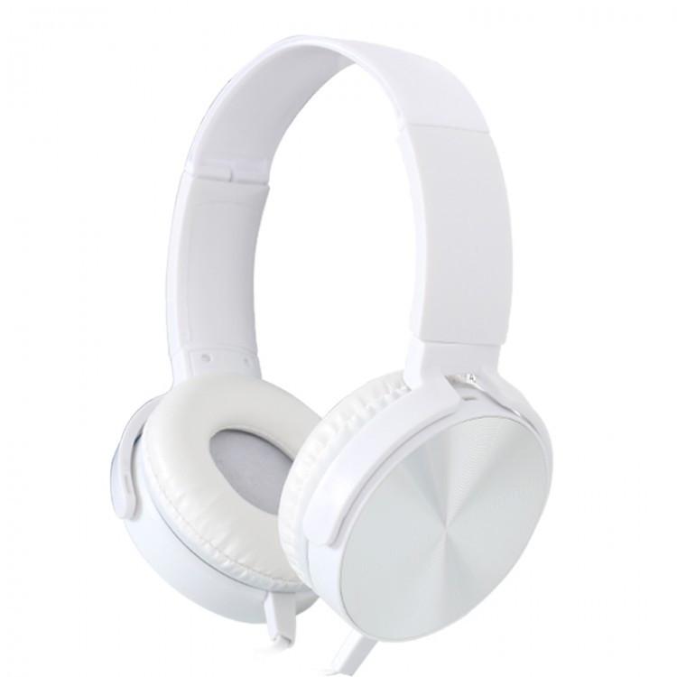 Наушники Air Music Bass 25 White