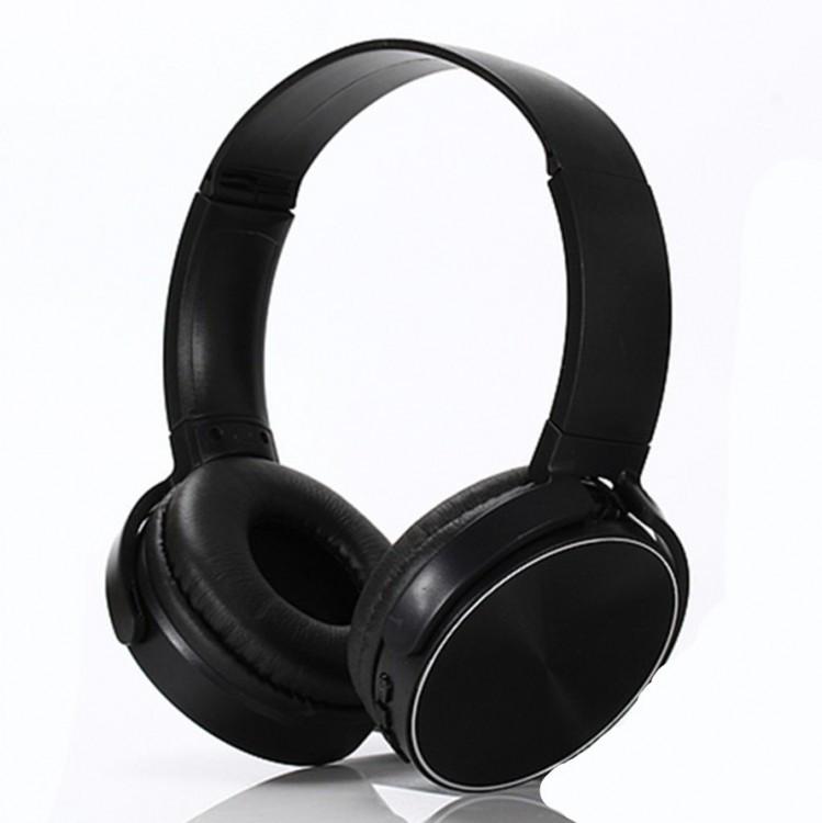 Беспроводные Наушники Air Music Bass 26 Black