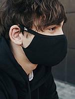 Многоразовая маска Staff black modern