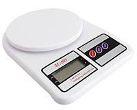 Электронные кухонные весы Elite Lux SF-400