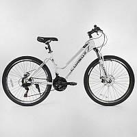 """Велосипед Спортивный CORSO 26""""дюймов 62023 (1) рама металлическая 16'', 21 скорость, собран на 75%"""