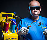 Горелка Донмет 284 Micro с рукавами 1,5 м Ф3,2, фото 4