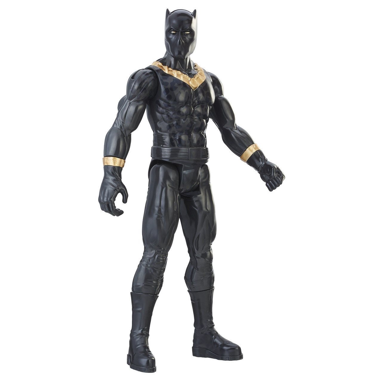 Игрушка-фигурка Hasbro, Эрик Килмонгер, Марвел, 30 см - Eric Killmonger, Marvel, Titan Hero Series