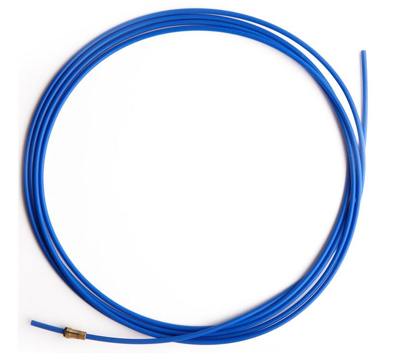 Направляющий тефлоновый канал синий длина 3,2 м. (0,8-1,0)