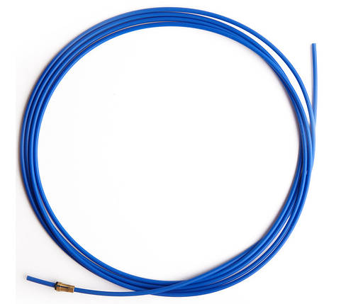 Направляющий тефлоновый канал синий длина 3,2 м. (0,8-1,0), фото 2