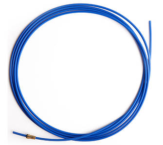 Направляючий тефлоновий канал синій довжина 3,2 м. (0,8-1,0)