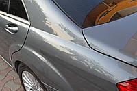Полірування та відновлення лакофарбового покриття авто